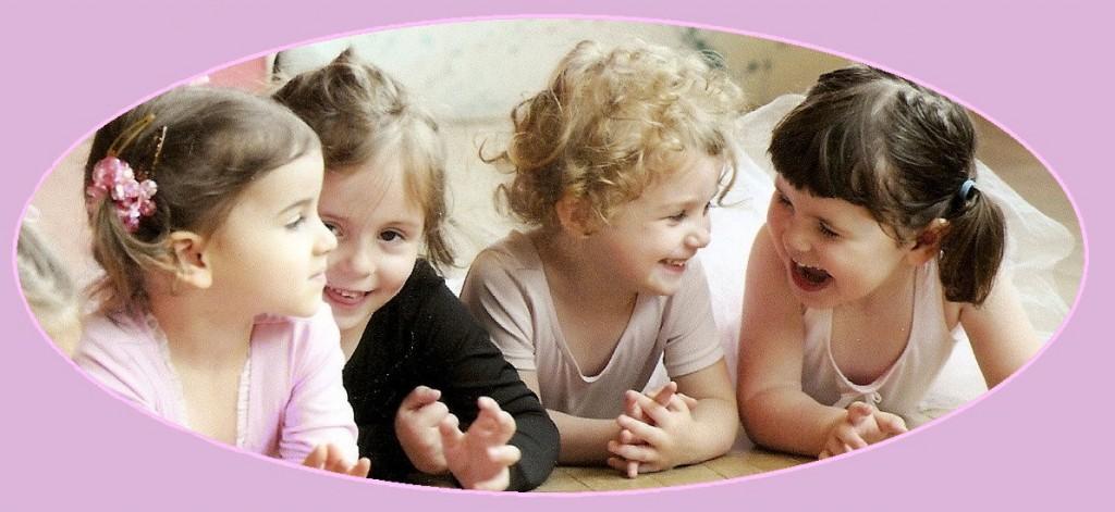 FOUR GIRLS ON TUMMIES2