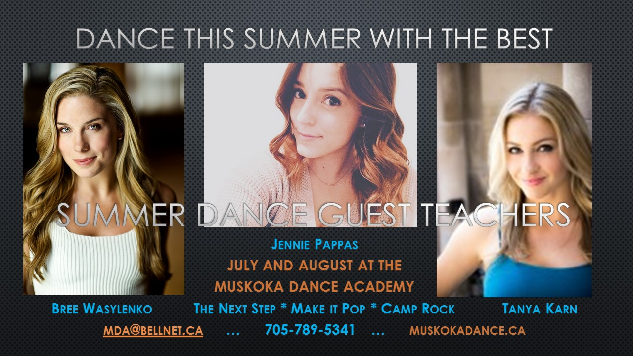 Dance this summer with the best